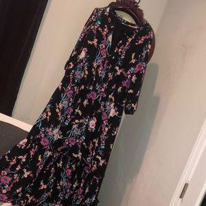 Boutique (JC Penny) Maxi Dress - Plus Size